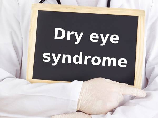 Dry Eye Syndrome and Treatments We Recommend